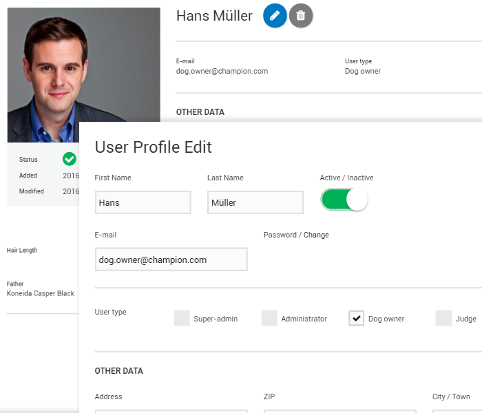 User Profiles feature image